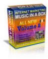Thumbnail Internet Marketing Music Volume 2