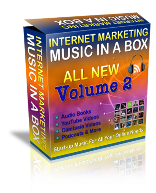 Pay for Internet Marketing Music Pack Vol. 2