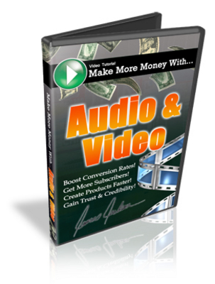 Pay for Make More Money With Audio & Video