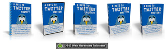 Thumbnail 5 Days To Twitter Mastery