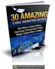 Thumbnail 30 Amazing E-Mail Marketing Tactics