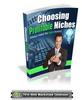 Thumbnail Choosing Profitable Niches