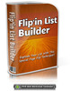 Thumbnail Flipin List Builder