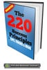 Thumbnail The 220 Success Principles