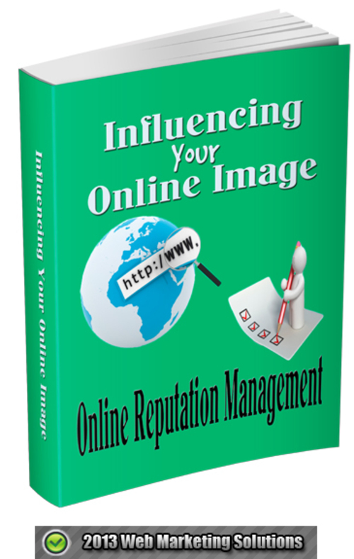 Pay for Online Reputation Management With PLR