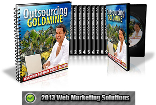Pay for Outsourcing Goldmine