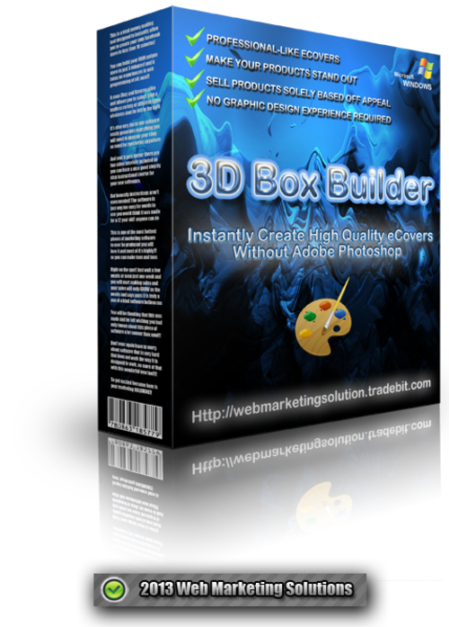 Pay for 3D Box Builder