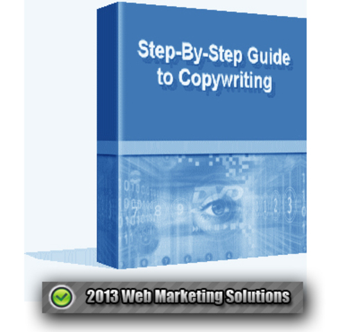 Pay for Step By Step Guide to Copywriting With Private Label Rights