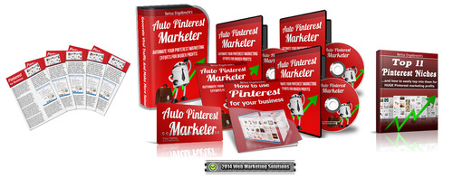 Pay for Auto Pinterest Marketer