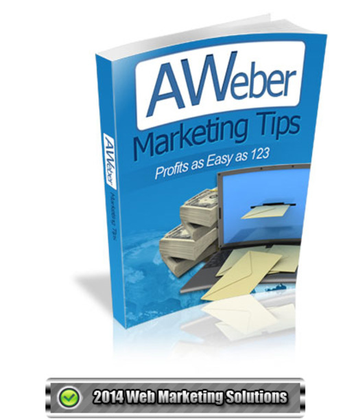 Pay for AWeber Marketing Tips