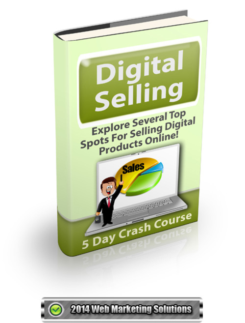 Pay for Digital Selling