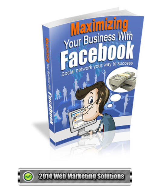 Pay for Maximizing Your Business With Facebook