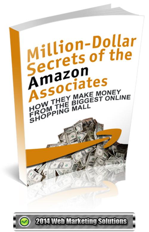 Pay for Million Dollar Secrets of the Amazon Associates