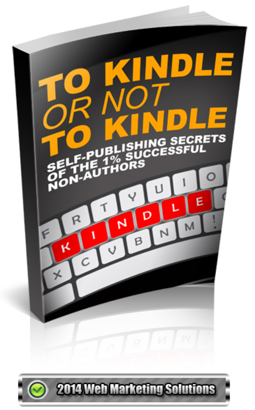 Pay for To Kindle Or Not To Kindle