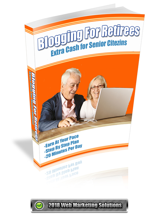 Pay for Blogging For Retirees