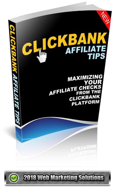 Pay for Clickbank Affiliate Tips