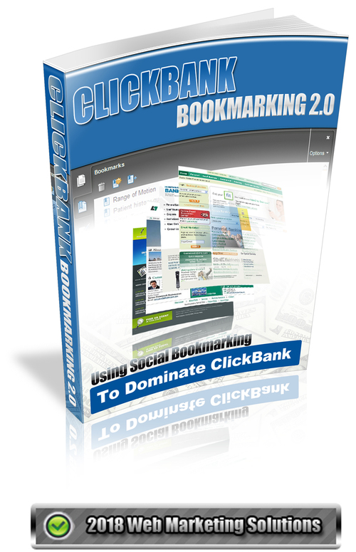 Pay for Clickbank Bookmarking 2.0