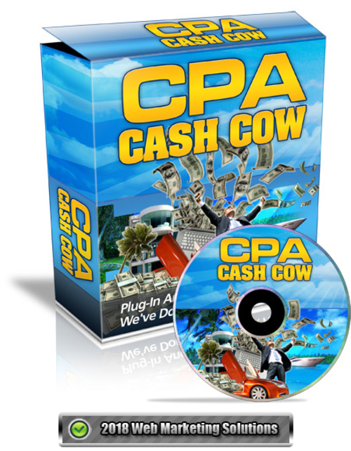 Pay for CPA Cash Cow