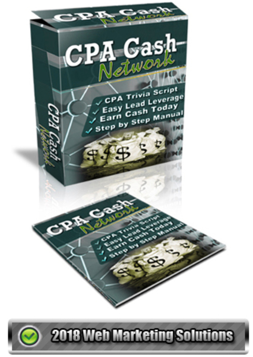 Pay for CPA Cash Network