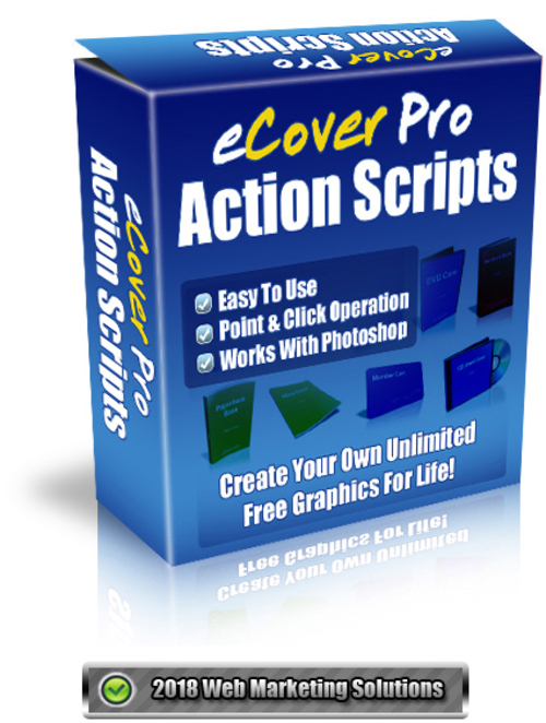 Pay for eCover Pro Action Scripts