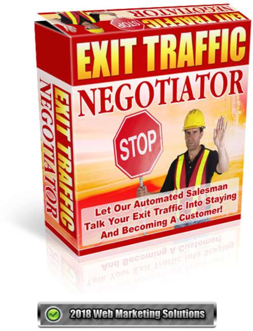 Pay for Exit Traffic Negotiator