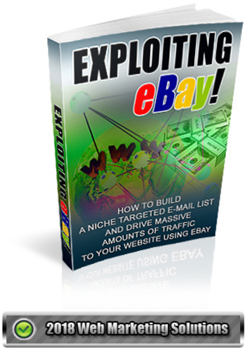 Pay for Exploiting Ebay