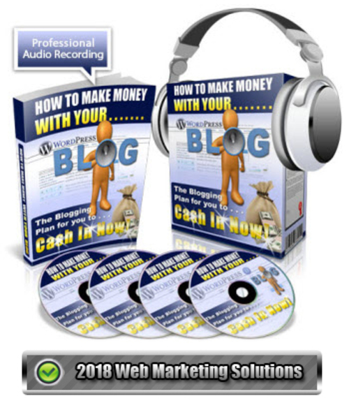 Pay for How To Make Money With Your Blog