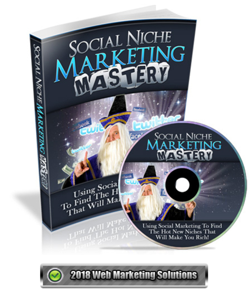 Pay for Social Niche Marketing Mastery