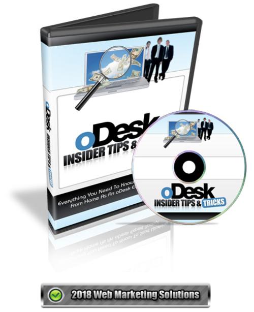 Pay for oDesk Insider Tips & Tricks