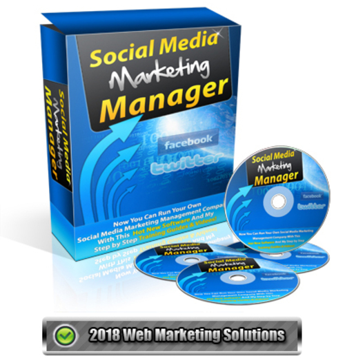 Pay for Social Media Marketing Manager
