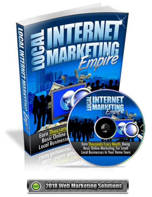 Pay for Local Internet Marketing Empire