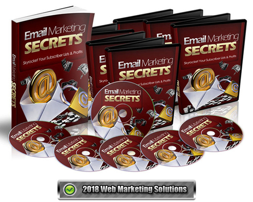 Pay for Email Marketing Secrets