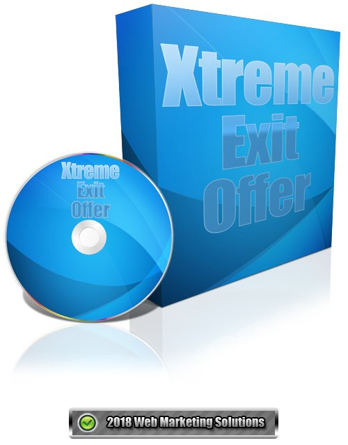 Pay for Xtreme Exit Offer
