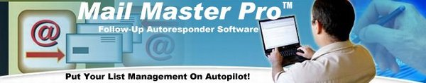 Pay for Mail Master Pro Autoresponder Script
