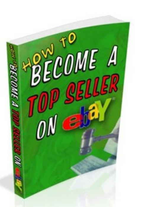 Pay for Top Seller on eBay Ebook With Private Label Rights !!