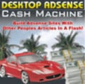 Thumbnail Adsense Desktop Cash Machine