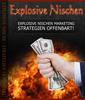 Thumbnail Explosives Nischen Marketing mit PLR-Lizenz