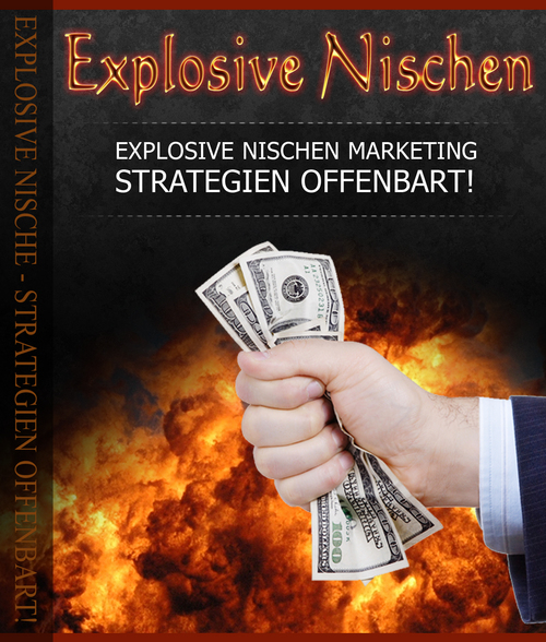 Pay for Explosives Nischen Marketing mit PLR-Lizenz