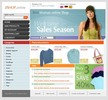 Thumbnail Women online shop templates