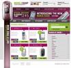 Thumbnail Mobile shop online store templates
