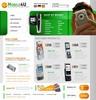 Thumbnail mobiles online shopping cart templates