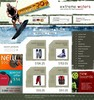 Thumbnail sports accessories online store templates