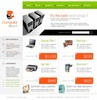 Thumbnail Computer and accessories online store templates