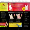 Thumbnail sexy lingerie online store templates