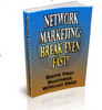 Thumbnail Network marketing break even fast