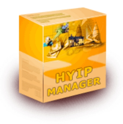 Pay for HYIP Manager scripts