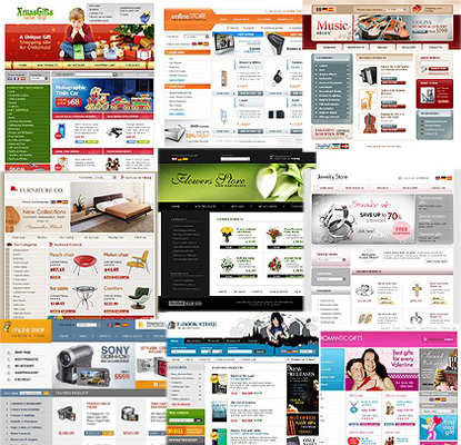 Pay for 9 Oscommerce Templates Pro