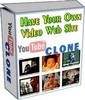 Thumbnail YouTube Clone Site