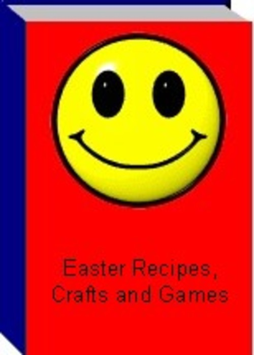 Pay for EASTER RECIPES, CRAFTS, & GAMES