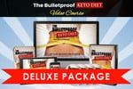 Thumbnail Bulletproof Keto Diet Video UPGRADE Package with MRR